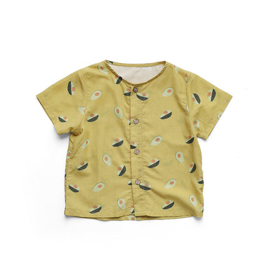 Avocado Shirt - Little in Modern