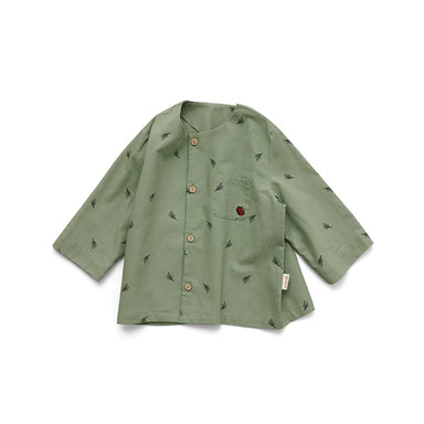 Leaf Shirt - Little in Modern