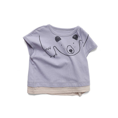 Bear Tee - Little in Modern