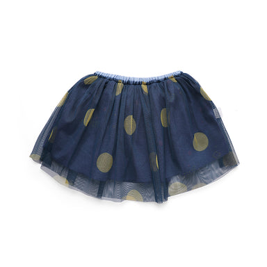 Dot Tulle Skirt - Little in Modern