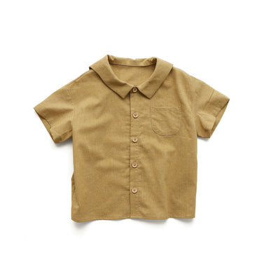 Basic Shirt - Little in Modern