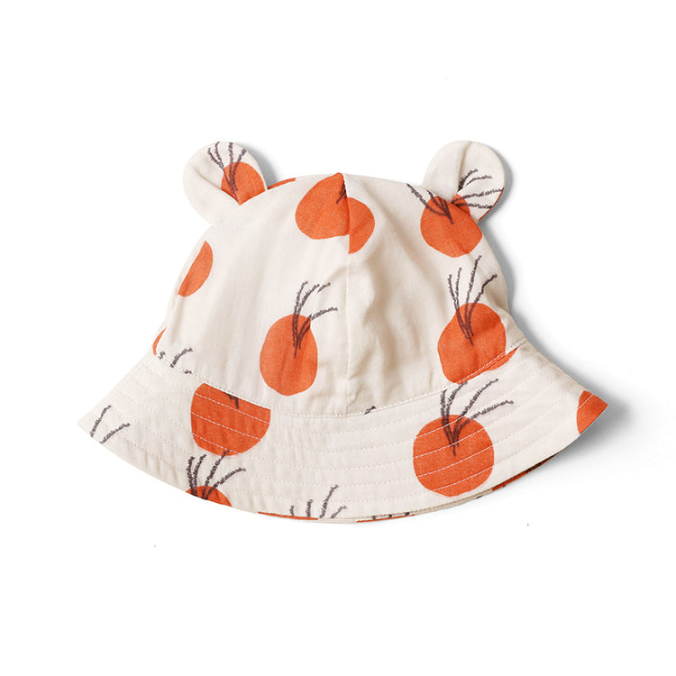 Muslin Bear Hat - Little in Modern