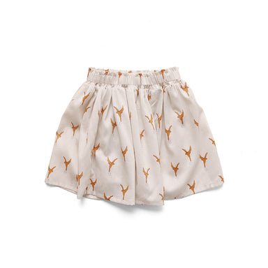 Flying Bird Skirt - Little in Modern