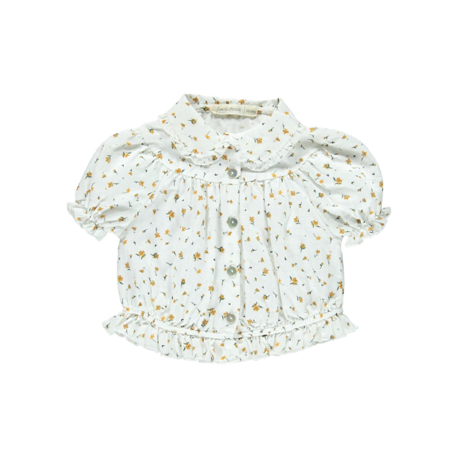 Chamomile Eleanor Blouse