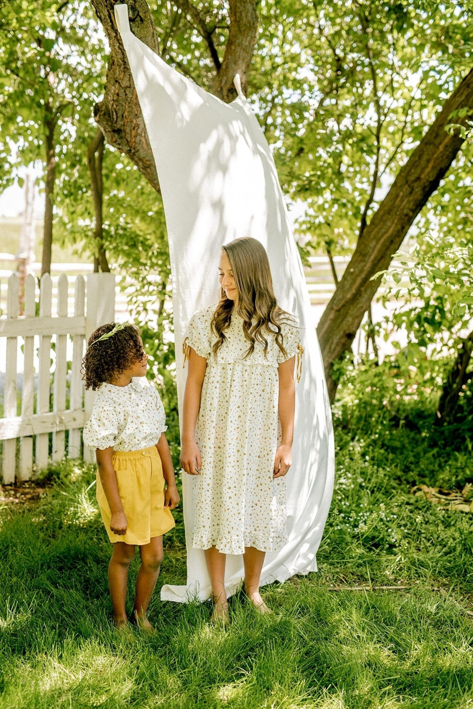 Chamomile Meadow Dress