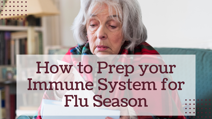 How to Prep your Immune System for Flu Season