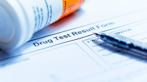curcumin and drug test