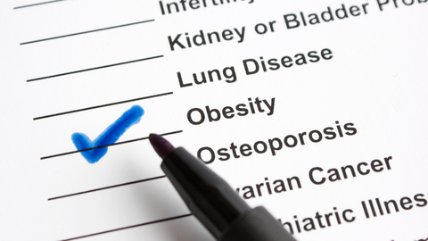 obesity and aging