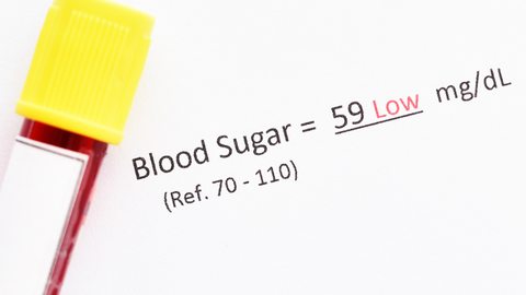 curcumin and low blood sugar