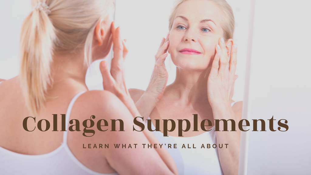 Collagen Supplements: Learn What They're All About