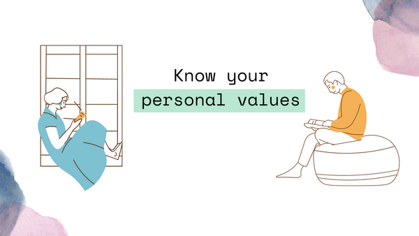 Know your personal values