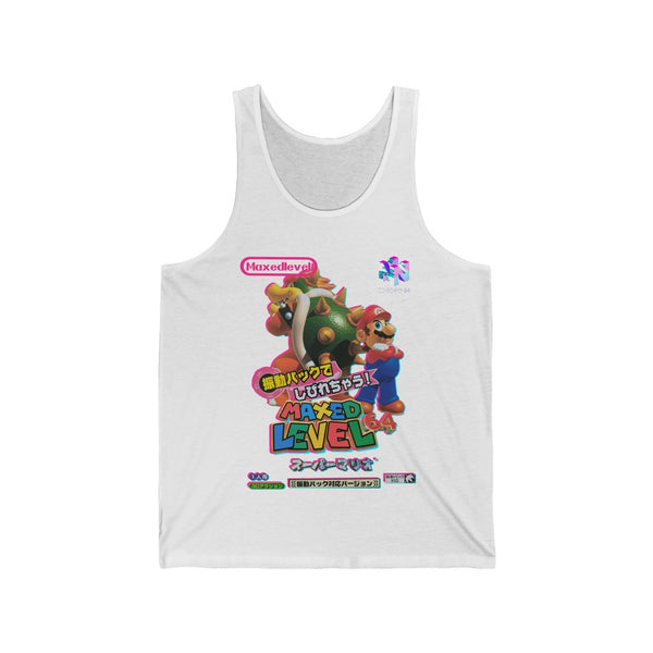 Super Bros. 64 Maxed level Tank Top