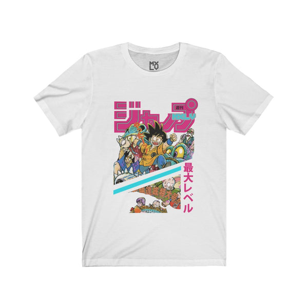 Crazy Adventure T-shirt