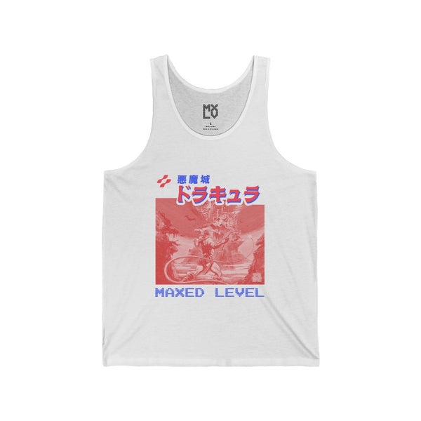 Castlevania Classic Cover Tank Top