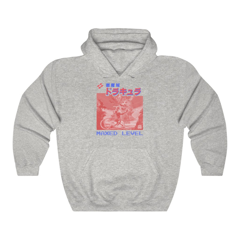 Castlevania Classic Cover Hoodie