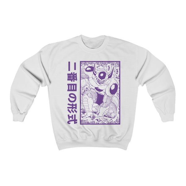 Frieza 2nd Form Crew Neck Sweatshirt
