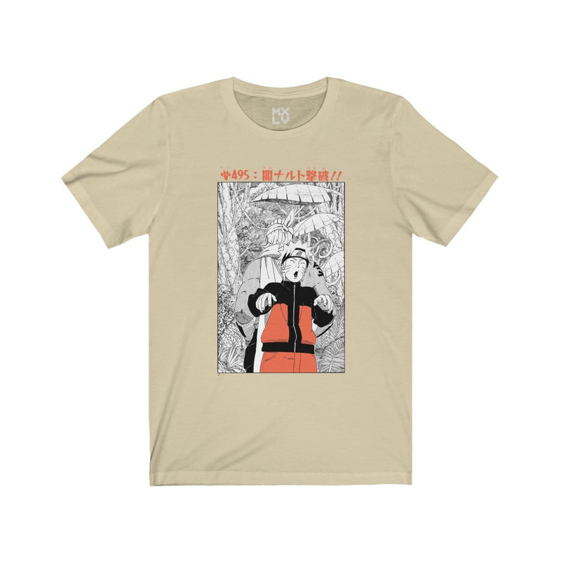 Uzumaki Cover Art T-shirt