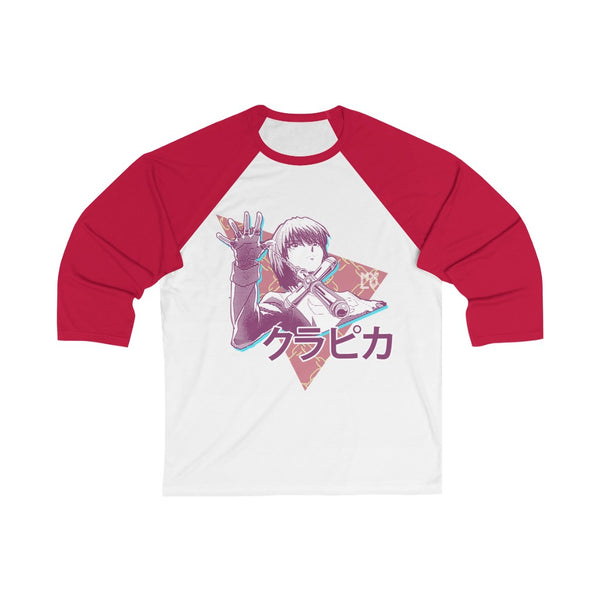Kurapika Holy Chain 3/4 Sleeve Baseball Tee