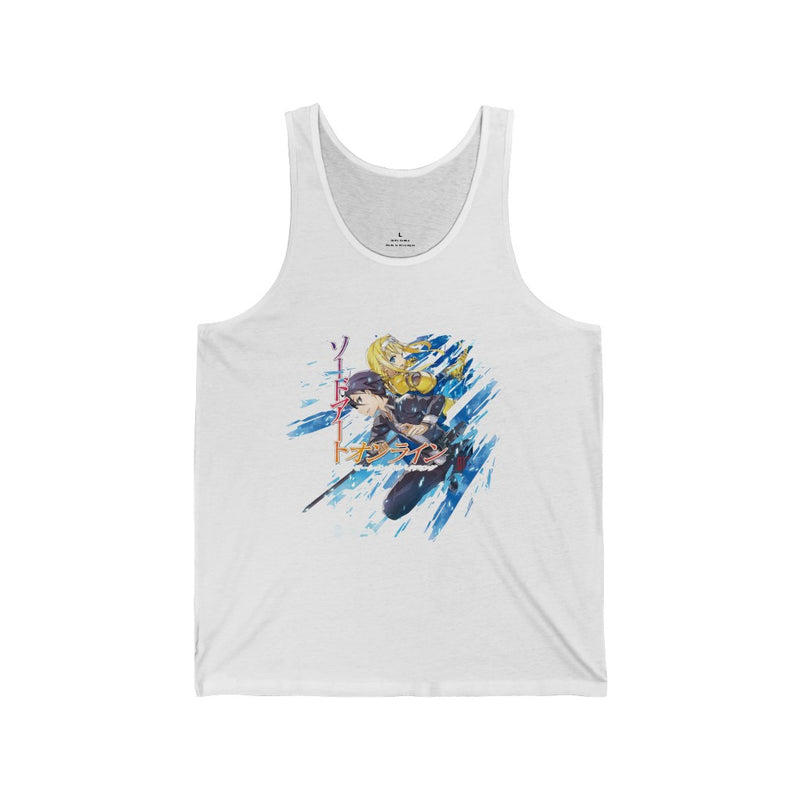 Project Alicization Tank Top
