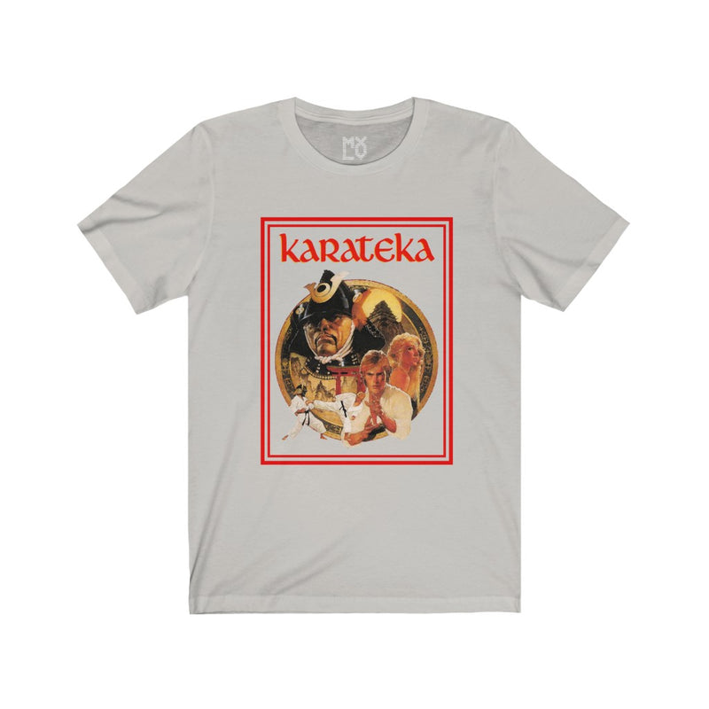 Karateka Cover Art T-shirt