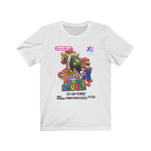 Super Bros. 64 Maxed Level T-shirt