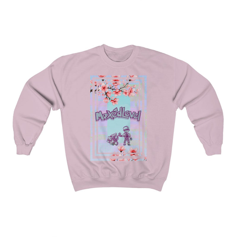 Pokemax Bulbasaur Crew Neck Sweatshirt