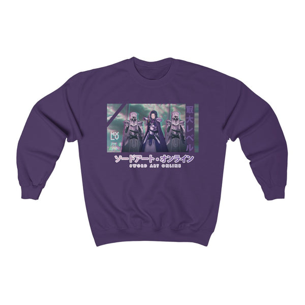 Project Alicization Fanatio Synthesis Two Crew Neck Sweatshirt