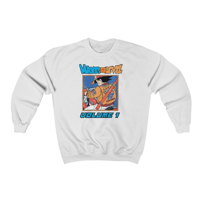 Goku Volume 1 Crew Neck Sweatshirt