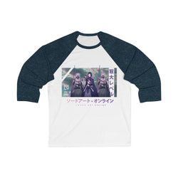 Project Alicization Fanatio Synthesis Two 3/4 Sleeve Baseball Tee