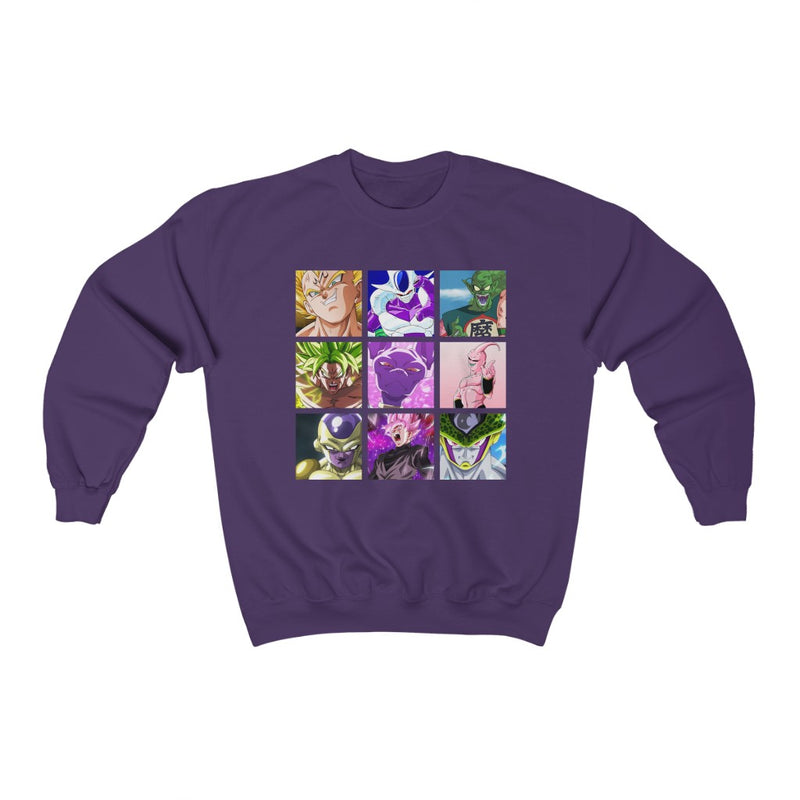 Villains Crew Neck Sweatshirt