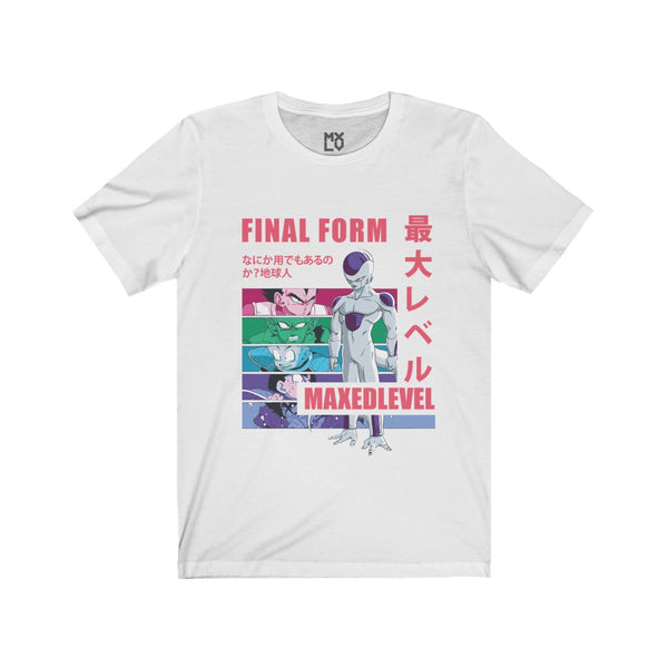 Final Form Manga Cover T-shirt