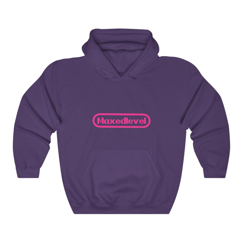 Super Bros. 64 Maxed Level Hoodie