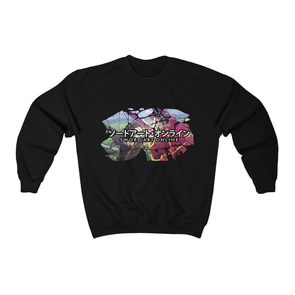 Sword Art ALfheim Crew Neck Sweatshirt