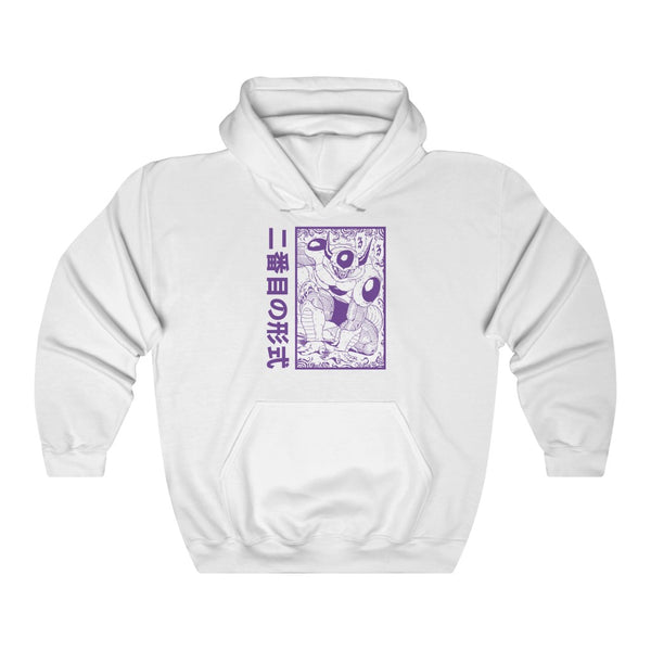 Frieza Second Form Hoodie
