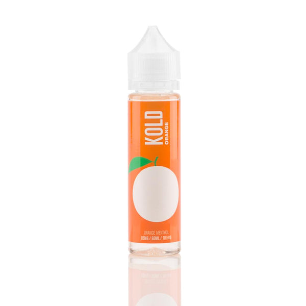 Kold Orange E-Liquid - VapeChemist