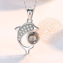 Load image into Gallery viewer, Dolphin Necklace