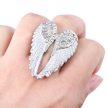 Load image into Gallery viewer, Angel Wings Ring