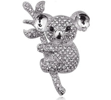 Load image into Gallery viewer, Cute Koala Brooch