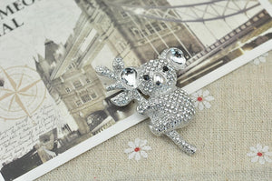 Cute Koala Brooch