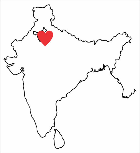 The beating heart of our company, in the beating heart of India