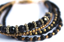 Load image into Gallery viewer, Najesha black Naj59 bracelet