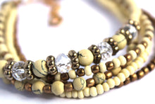 Load image into Gallery viewer, Najesha natural ivory Naj59 bracelet