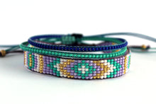 Load image into Gallery viewer, Bracelet 3 pack Boho girl N05