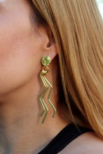 Load image into Gallery viewer, Medusa earrings RAS008G