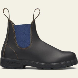 BLUNDSTONE WITH BLUE GORING BOOTIE 578