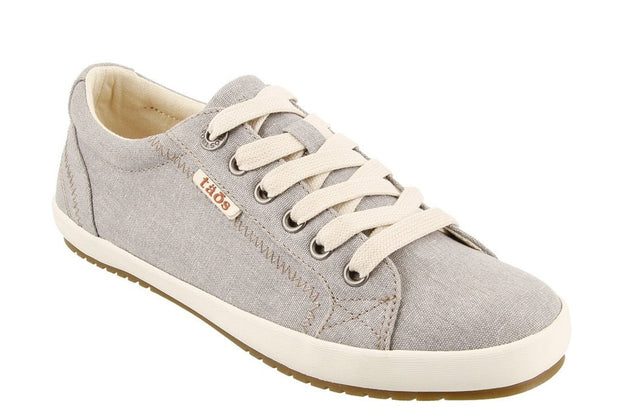 TAOS STAR GREY WASH CANVAS WIDE STA-12844