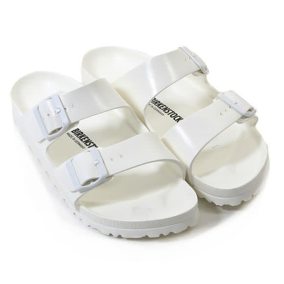 BIRKENSTOCK ARIZONA EVA WHITE - Atlas Apparel Co.