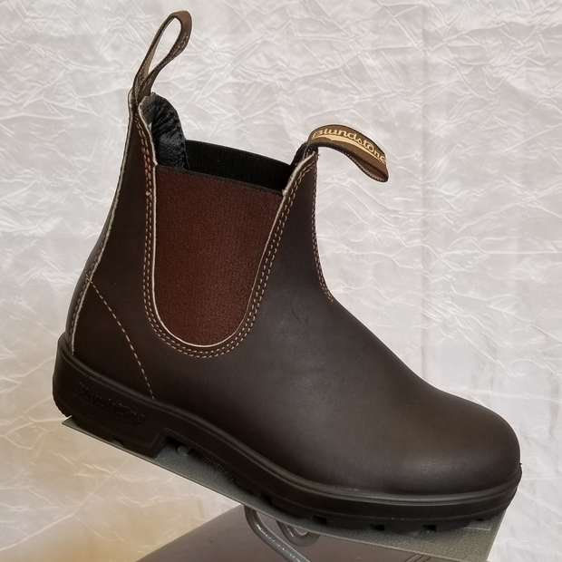 BLUNDSTONE 500 STOUT BROWN - Atlas Apparel Co.