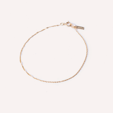 Lydia Diamond Charm Necklace