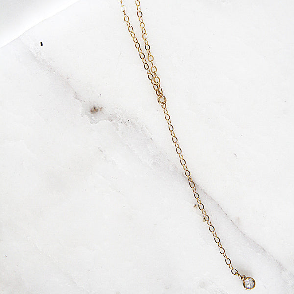 Thera Drop Necklace - Amarilo - 1